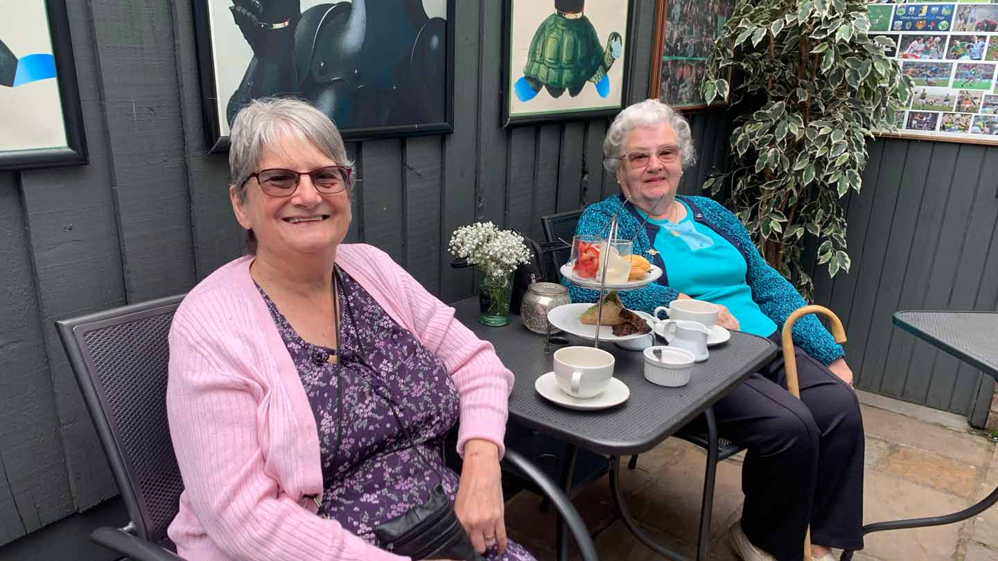 Afternoon, Weekly Meet-ups with your community from The McCarthy-Dixon Foundation, Northampton