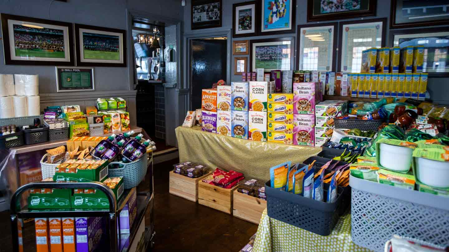 A Daily Food Larder is available from The McCarthy-Dixon Foundation, Northampton