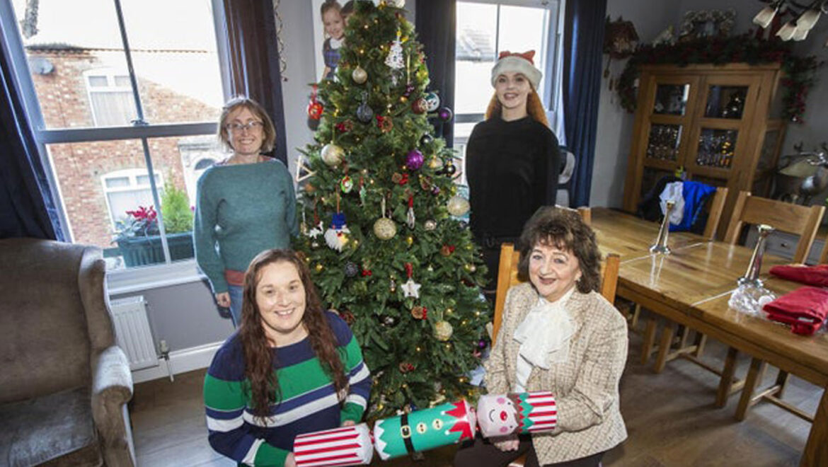 Feature on The McCarthy-Dixon Foundation Christmas Caampaign in the C&E