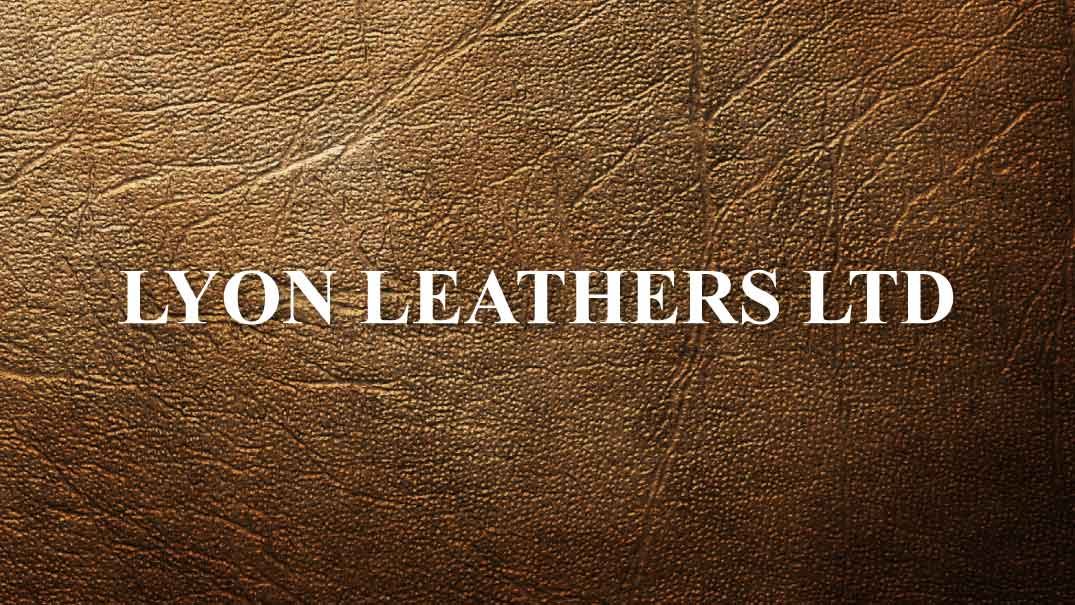 Lyon Leathers Ltd are Corporate Supporters of The McCarthy-Dixon Foundation