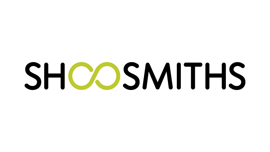 Shoosmiths, Corporate Supporters of The McCarthy-Dixon Foundation