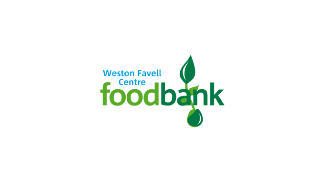 Weston Favell Centre Food Bank, working together with The McCarthy-Dixon Foundation