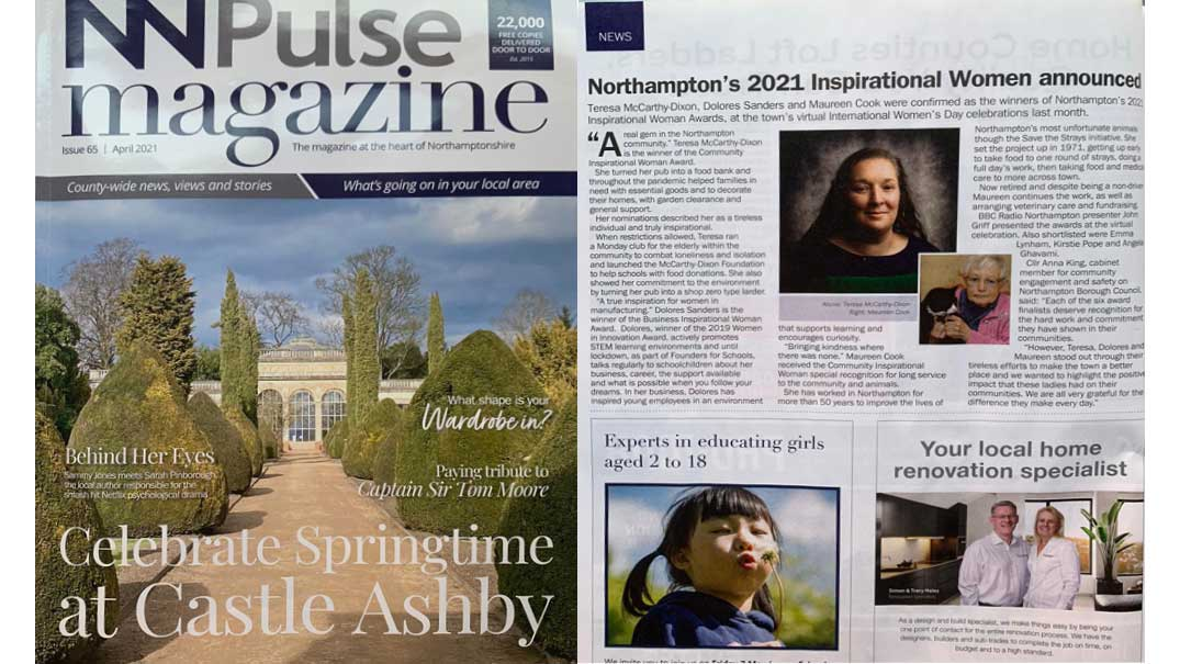 The McCarthy Dixon Foundation features in NN Pulse Magazine