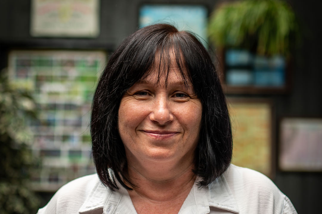 Jackie O'Connell, Trustee of The McCarthy-Dixon Foundation