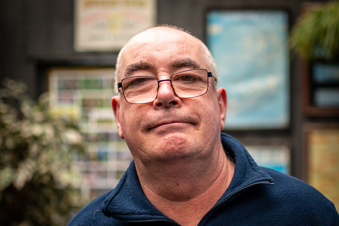 Vince Doherty, Trustee of The McCarthy-Dixon Foundation